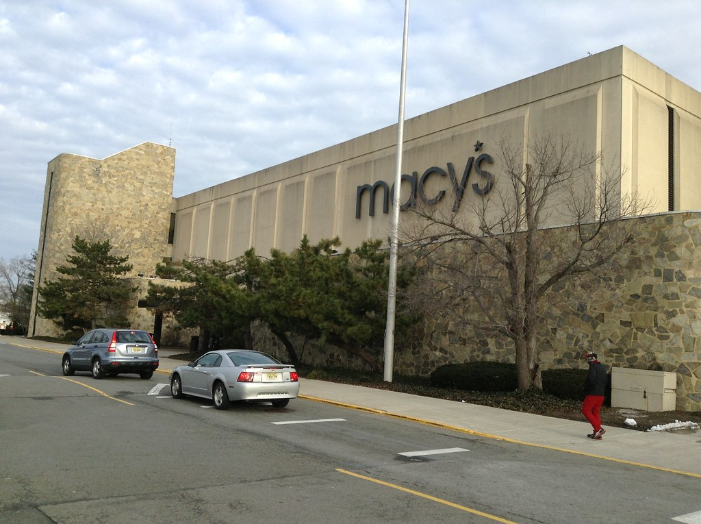 Willowbrook Mall Wayne New Jersey Macys Nathan Bush Flickr