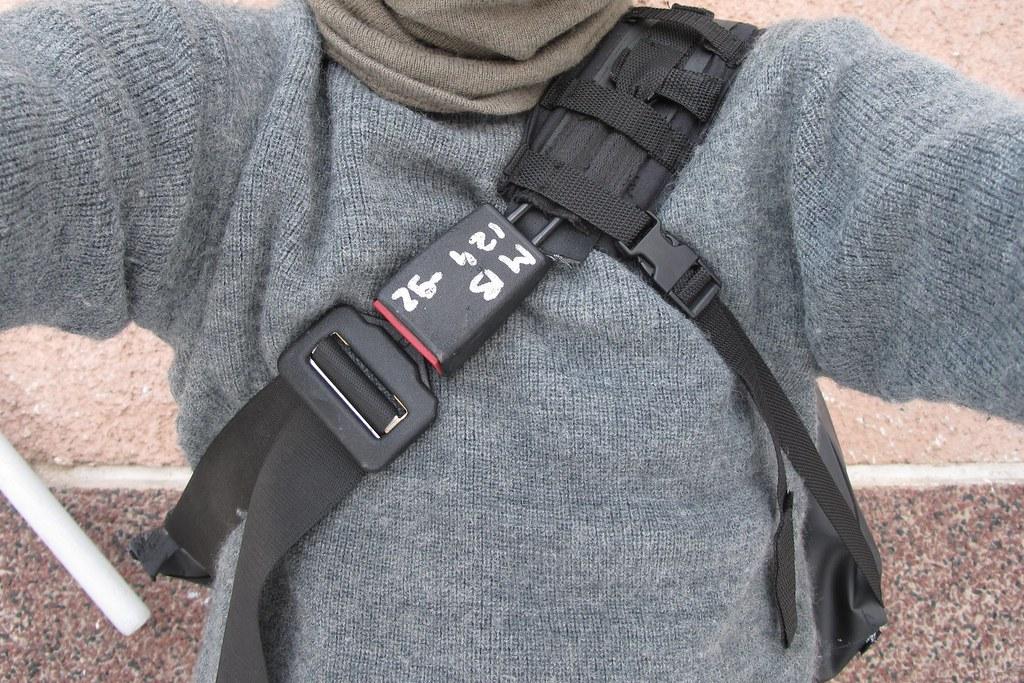 Diy Messenger Bag Belt And Buckle Courtesy Of The