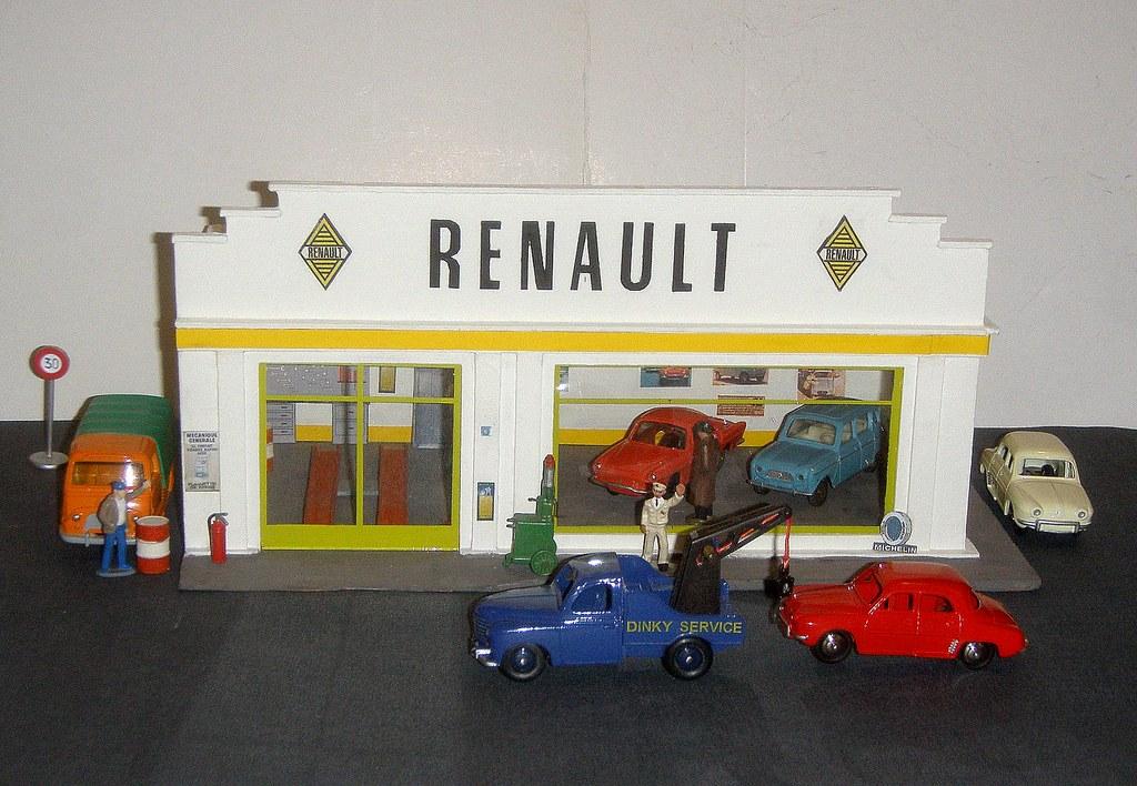 garage renault 2013 janv le petit dernier 20 garages di flickr. Black Bedroom Furniture Sets. Home Design Ideas
