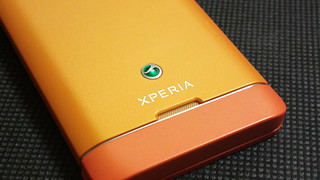 SONY Xperia SX Orange | by jiminy nseries