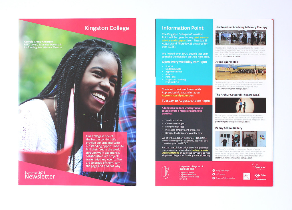 kingston college newsletter 2016 newsletter highlight succ flickr