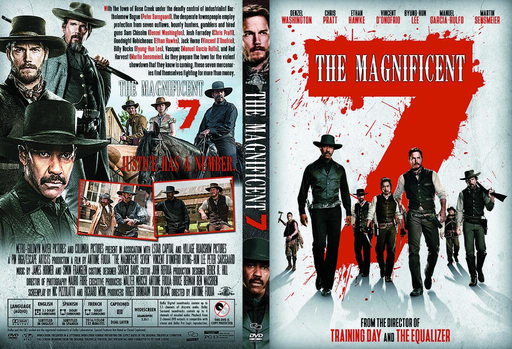 dvd covers the magnificent seven 79091 priyangi leelarathna flickr