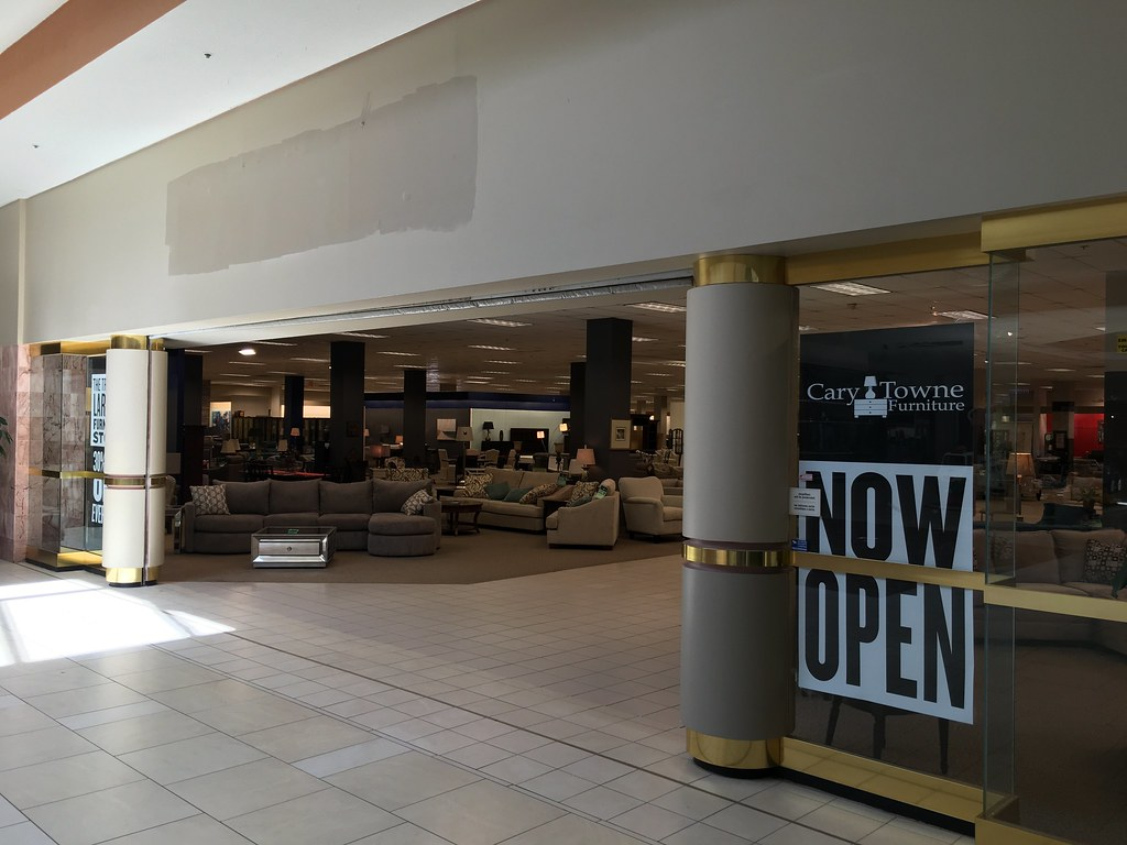 High Quality ... Cary Towne Furniture; Former Sears (Cary Towne Center) | By Joe  Architect