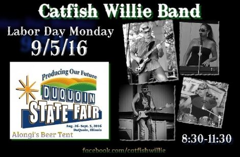 Catfish Willie 9-5-16