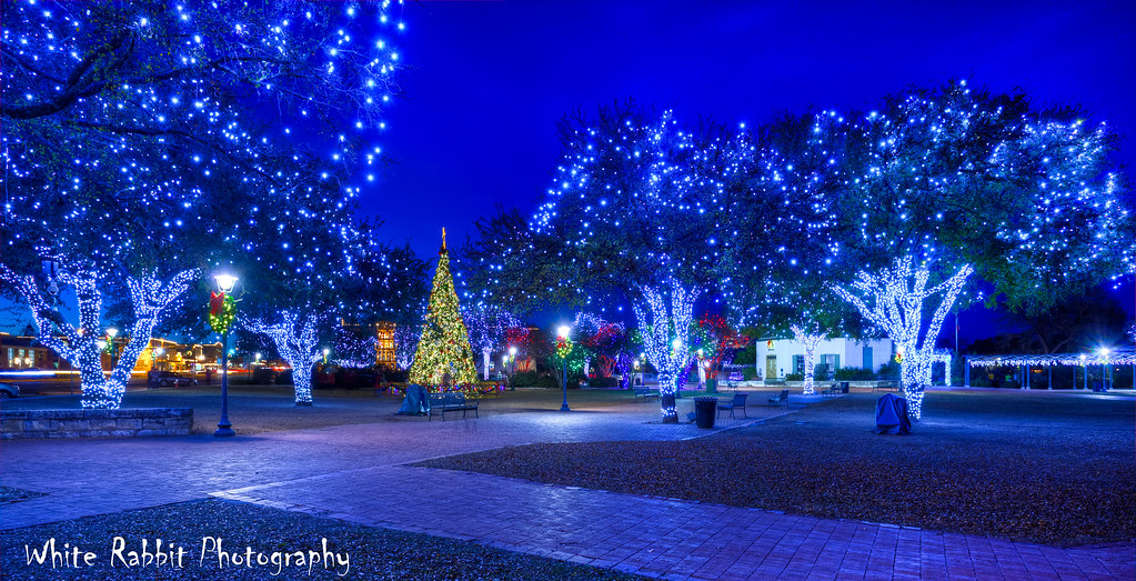 fredericksburg texas christmas lights 2012 35 by glenn stuart white rabbit photography - Fredericksburg Tx Christmas