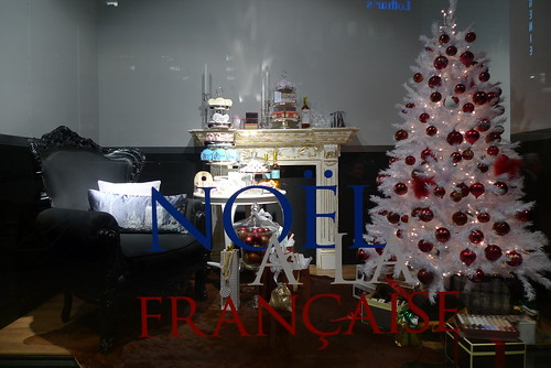 Vitrines de noel de globus gen ve novembre 2012 flickr - Decoration noel professionnel ...