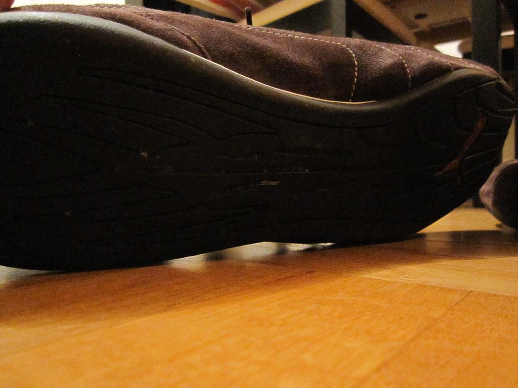 lindos zapatos precio de descuento precio limitado Puma Sparco sole   I was alone at a friends appartment and I…   Flickr