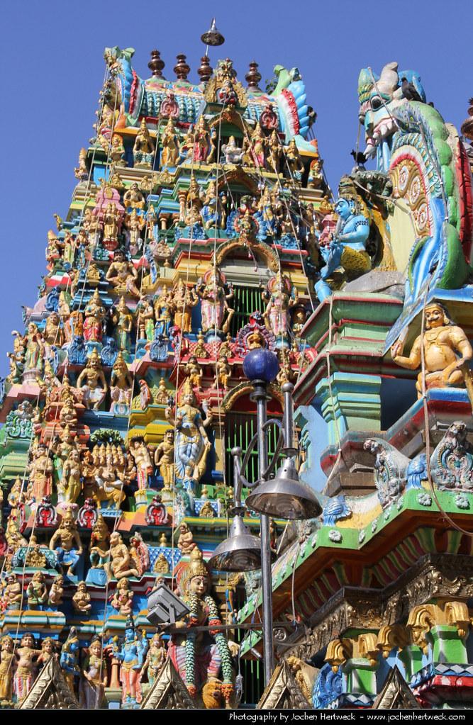 Sri Kali Hindu Temple, Yangon, Myanmar | Jochen Hertweck ...