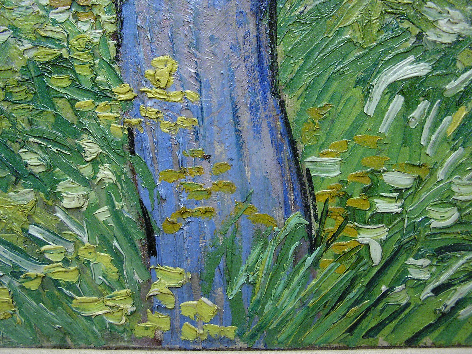 Undergrowth with Two Figures - detail | by hoobie3