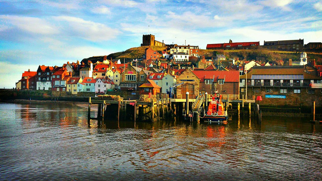 Whitby harbour | Flickr - Photo Sharing!