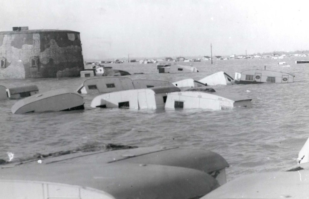Jaywick In Early February 1953 On 31st Of January 1953