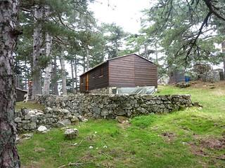 Bergeries de Luviu : les résidences