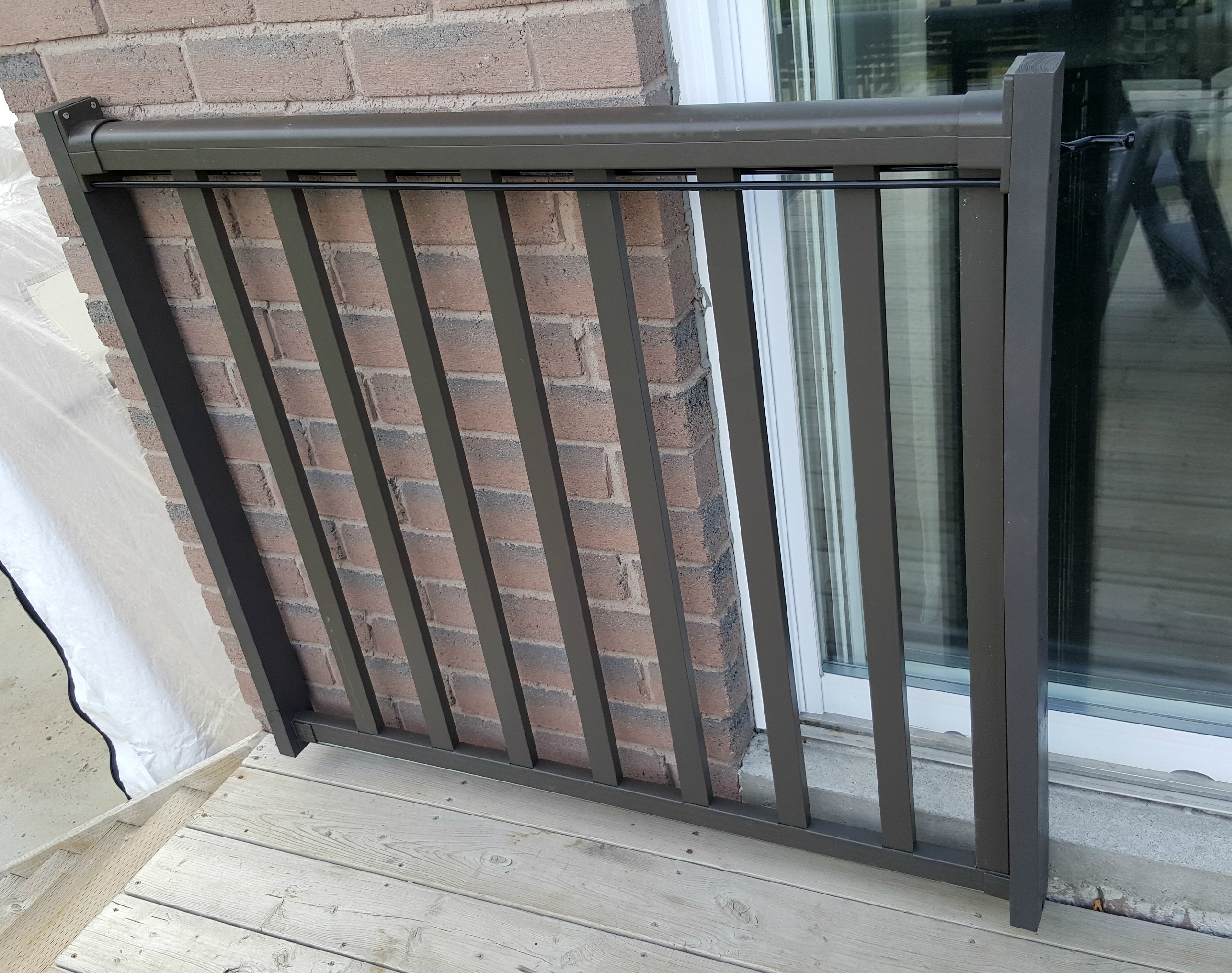 DIY gate Classic Railings