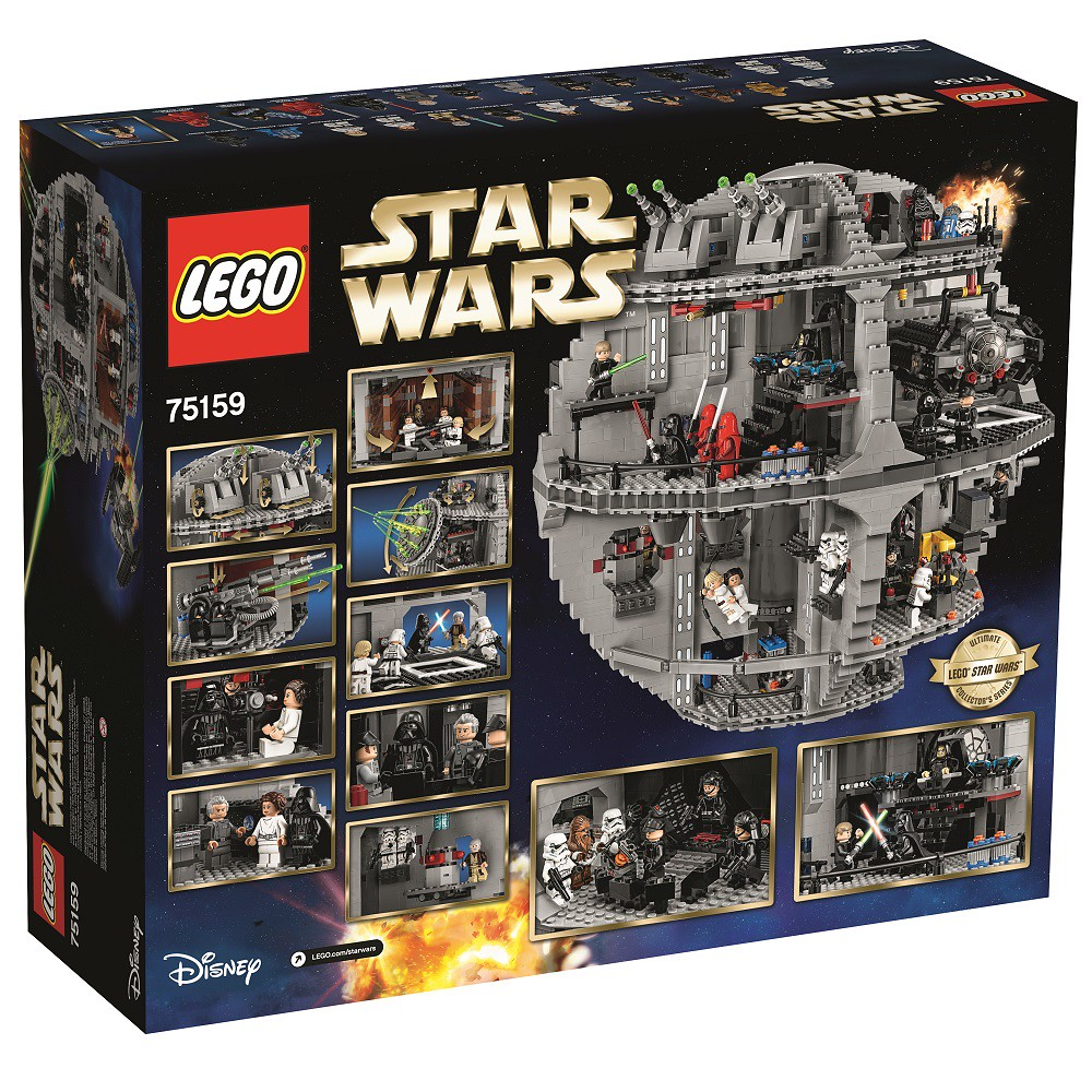 death star lego box - photo #5