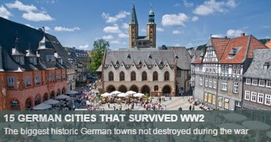German Cities Survived