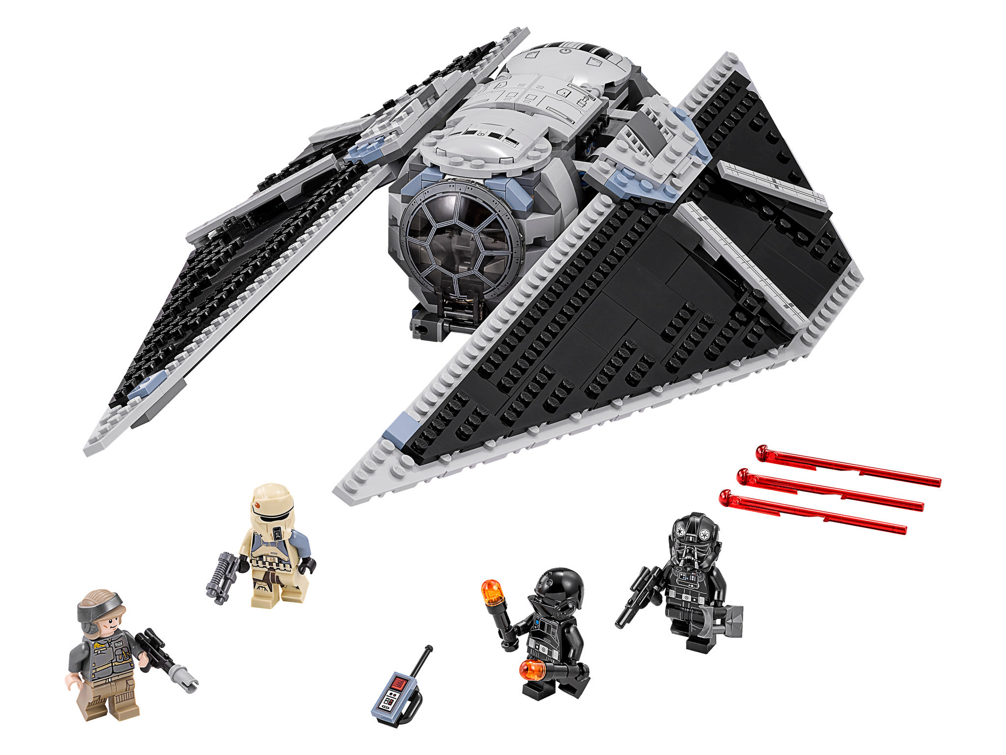 LEGO Star Wars 75154 - Tie Striker