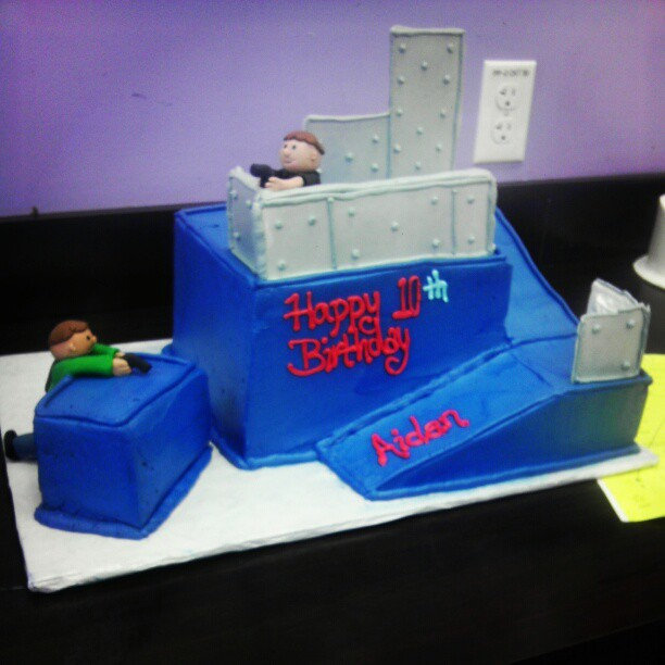 3d Laser Tag Cake Hot Girls Wallpaper