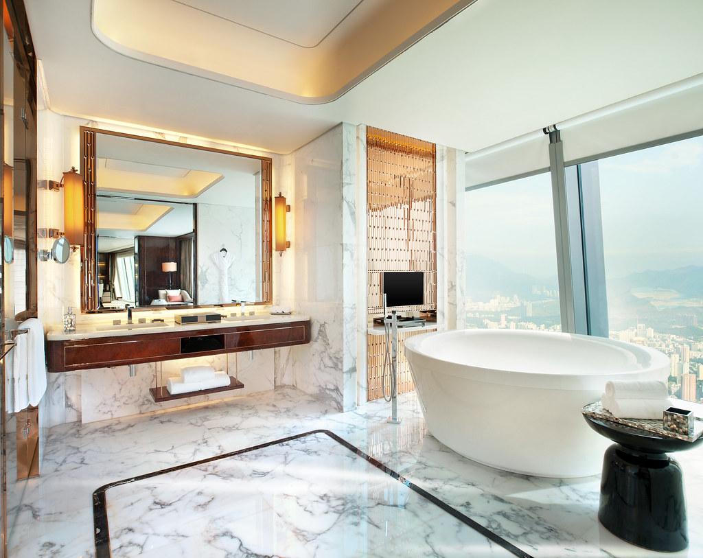 The St Regis Shenzhen Presidential Suite Bathroom Flickr