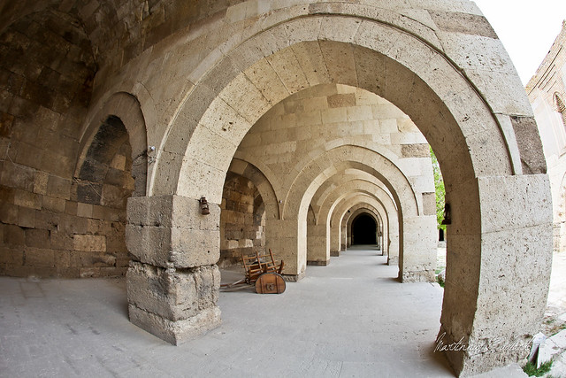 Beautiful Sultanhani Caravanserai
