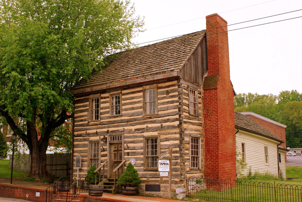 Anderson Townhouse Blountville Tn The Front Log Cabin
