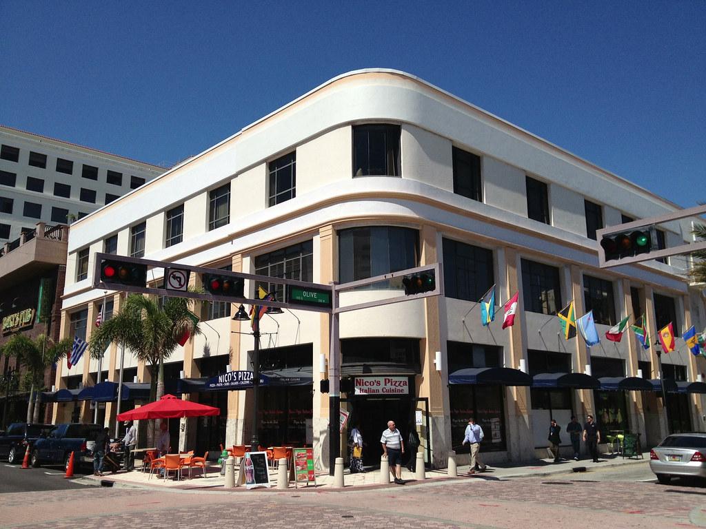 Downtown West Palm Beach Nightclubs
