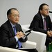 World Bank Group President Jim Yong Kim speaks at the Russian Presidential Academy of National Economy and Public Administration