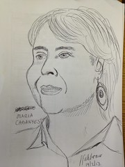 Maria Cabayes by Paul Tabby
