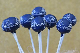 The Bay Lights, Cakepop Edition! | by Sweet Lauren Cakes