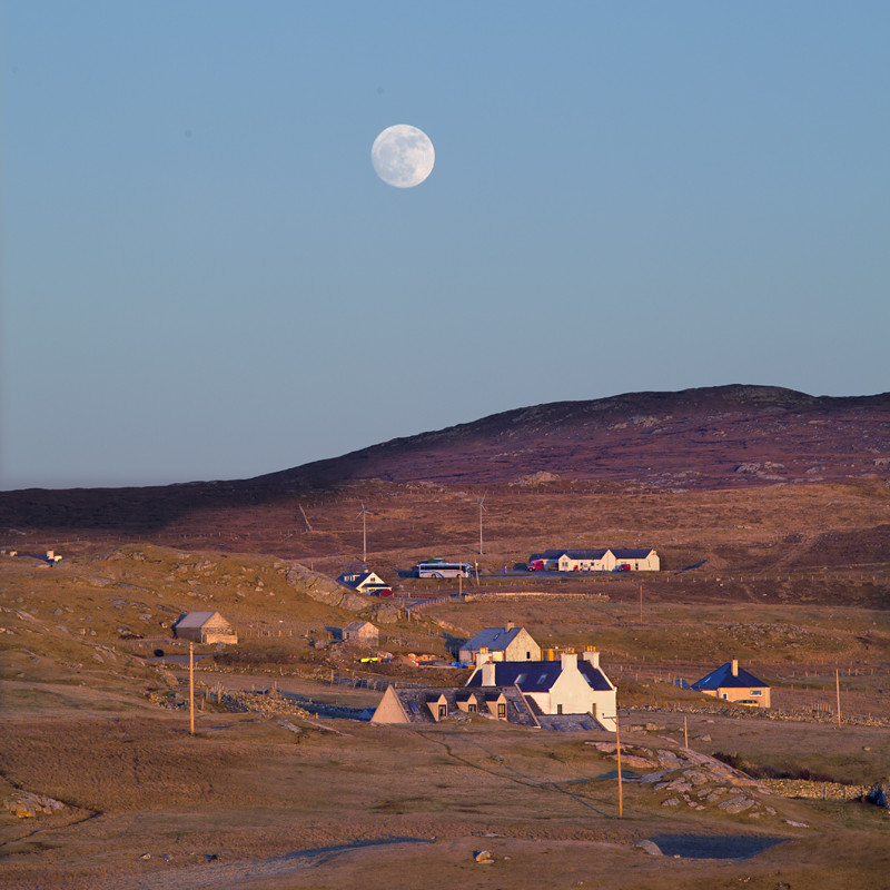 Mooning Over New Missoni: Full Moon Over Timsgearraidh