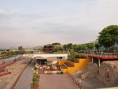 Explore the past at Park La De Muralla - Things to do in Lima