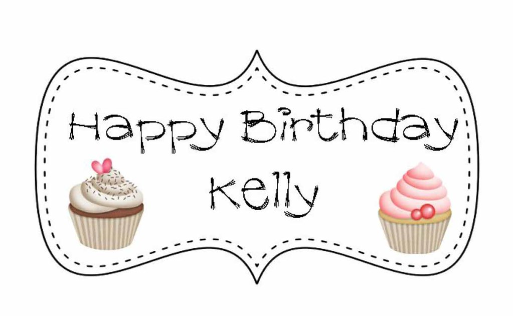 Happy Birthday Kelly Copy Sewcalgal Flickr