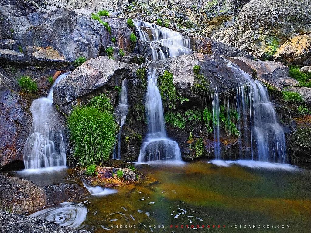 el parque natural del lago de sanabria el ca241243n del r237o t