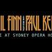 Neil Finn & Paul Kelly Live