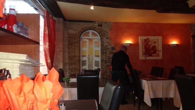 Restaurant A Laon Rue Nicolas Appert