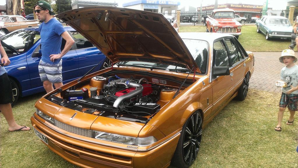 1988 Holden Vl Calais Turbo Fully Modified Holden Vl Calai Flickr