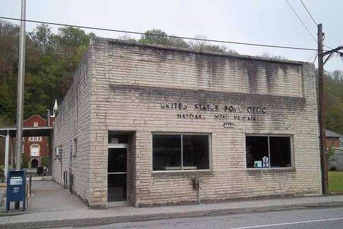 Matoaka, WV post office | by PMCC Post Office Photos
