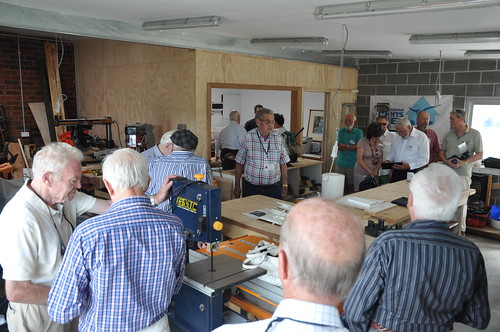 Mosman Men's Shed: official opening! | by Mosman Council