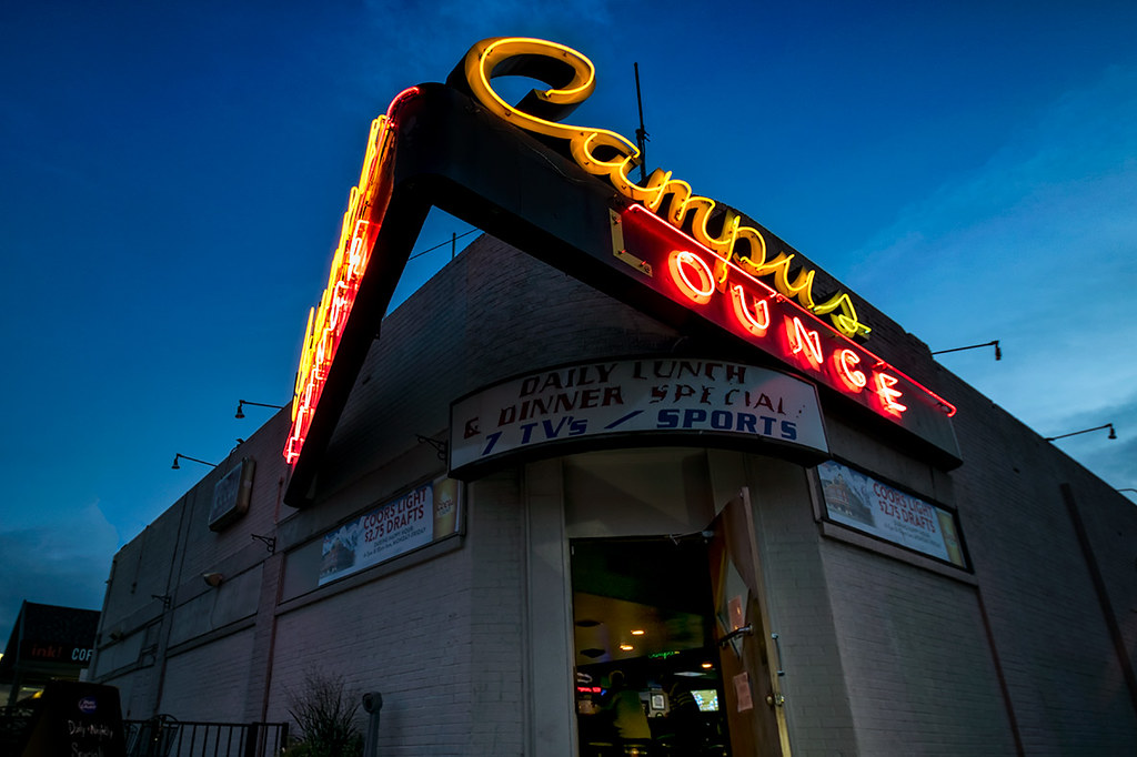 Campus ounge: Denver CO