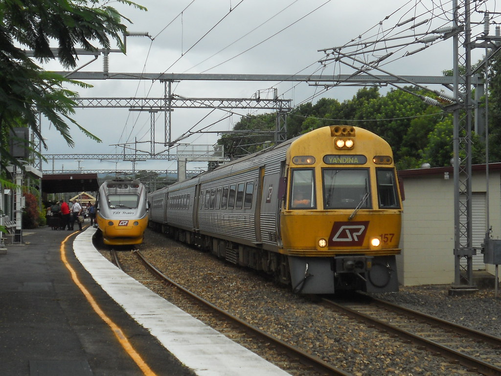 queesland rail essay