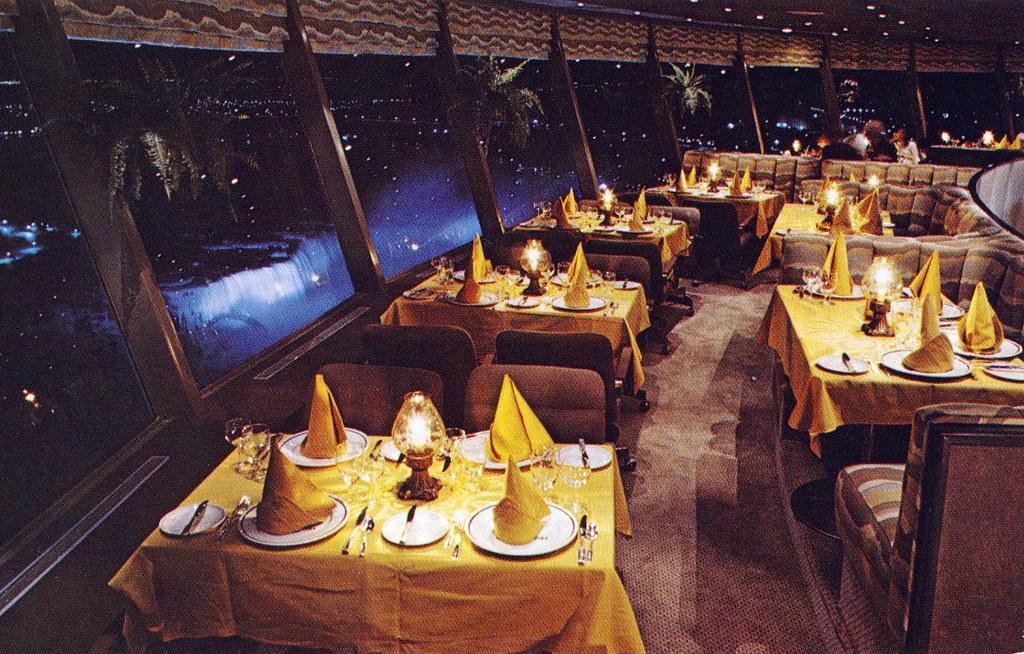 skylon revolving dining room niagara falls canada | big beau… | flickr