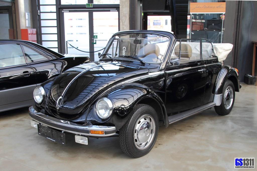 1972 1979 volkswagen k fer 1303 cabriolet the. Black Bedroom Furniture Sets. Home Design Ideas