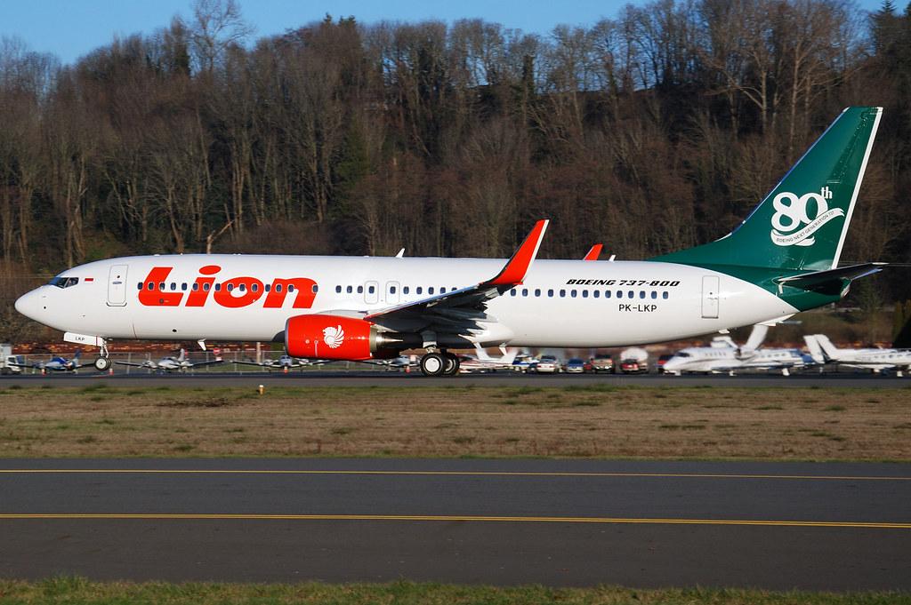 Lion Air PK-LKP | Andr...