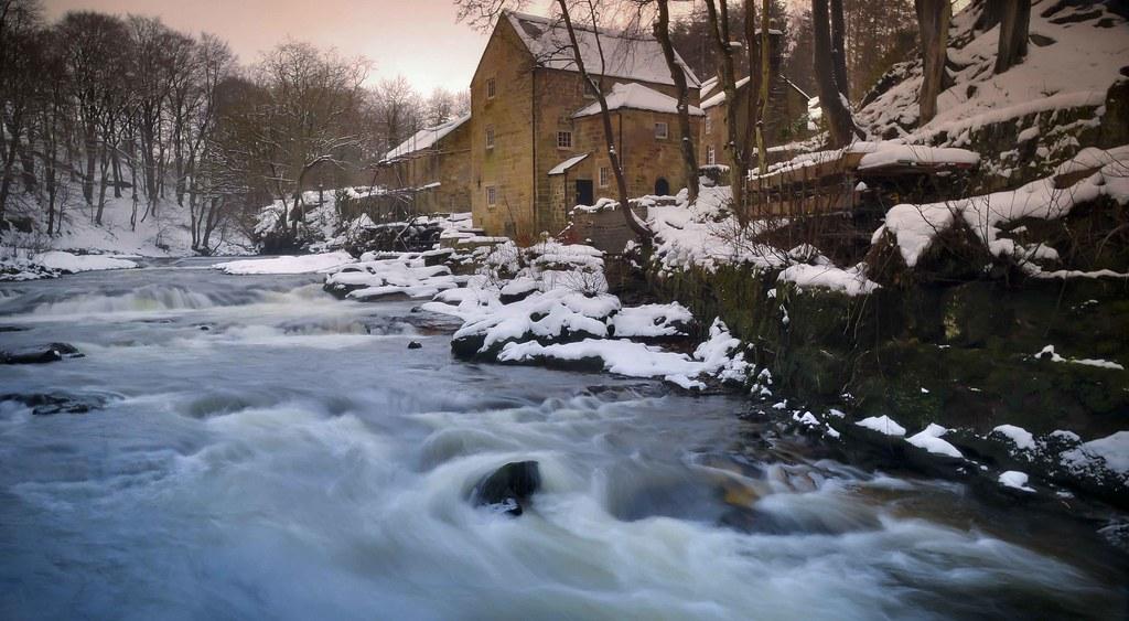 Thrum Mill Rothbury Northumberland Matt Barnes Flickr