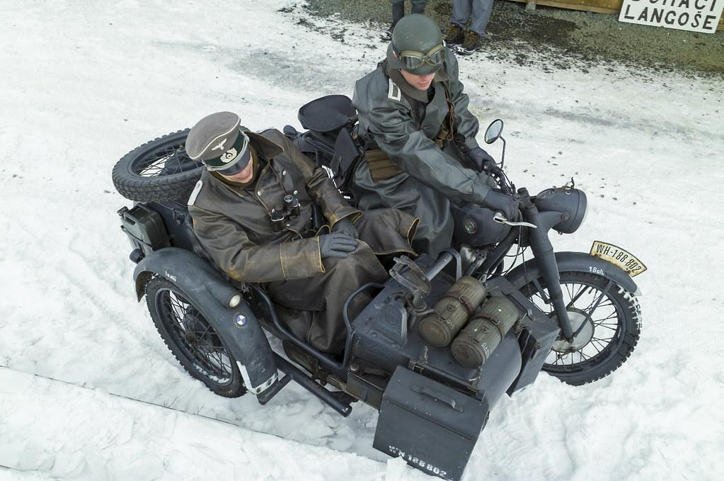 Bmw R75 Wehrmacht Sidecar Thomas T Flickr