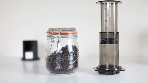 inverted aeropress(fixed) | by Vanilla and lace