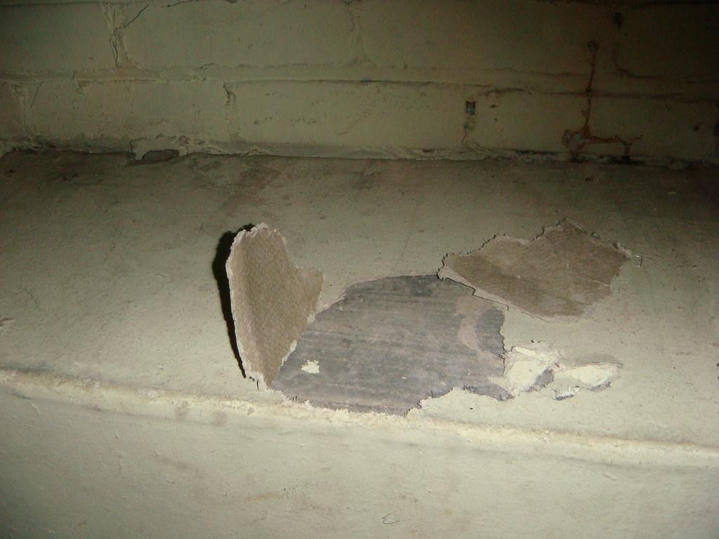 Asbestos Paper Hvac Duct Insulation Asbestorama Flickr