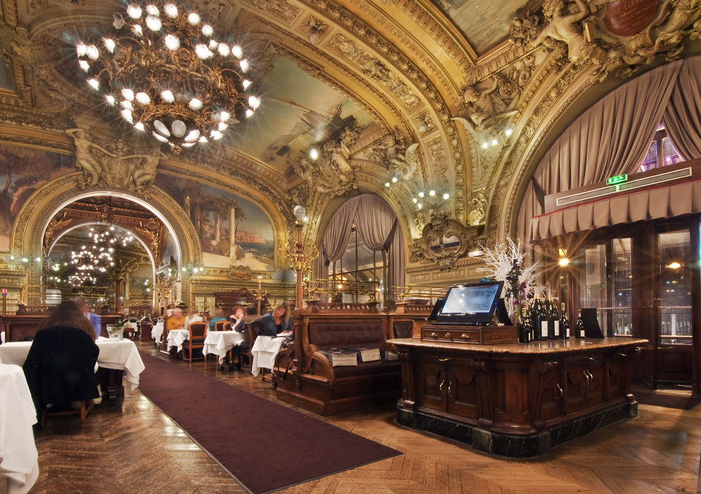 Restaurant Paris Train Nleu