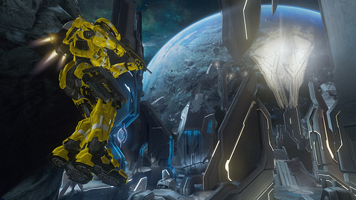 Halo 4 Majestic Map Pack Monolith 05 | by Major Nelson