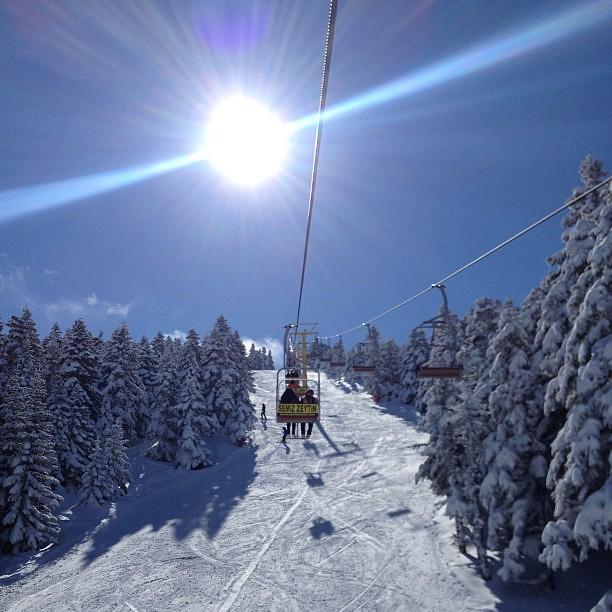 #uludağ #teleferik #güneş #kar #snow #sun  *saybar*  Flickr