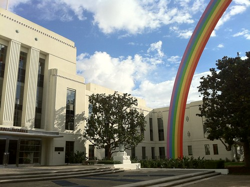 Culver City's Rainbow | by Daniel Pouliot